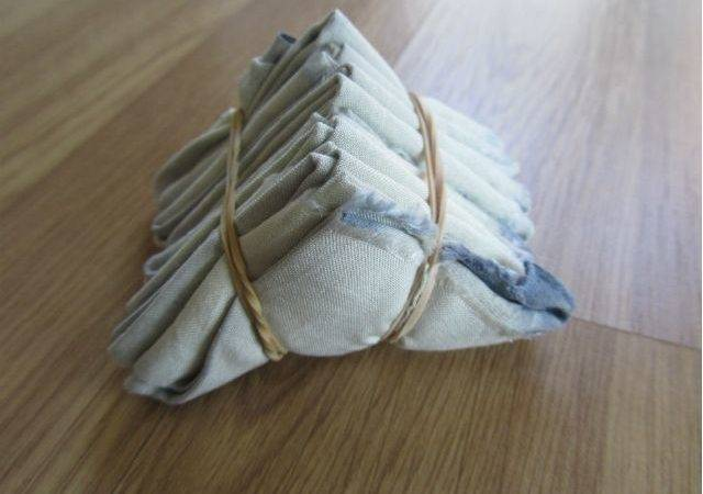 Shibori Folding Techniques Technique Pinterest