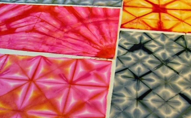 Shibori Folding