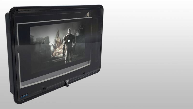 Shield Video Outdoor Enclosure Cover Case