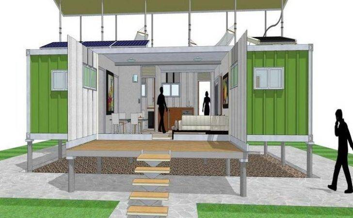 Shipping Container Home Plans Design Ideas Loft House
