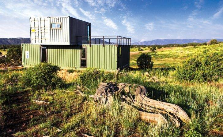 Shipping Container Homes Colorado Trend
