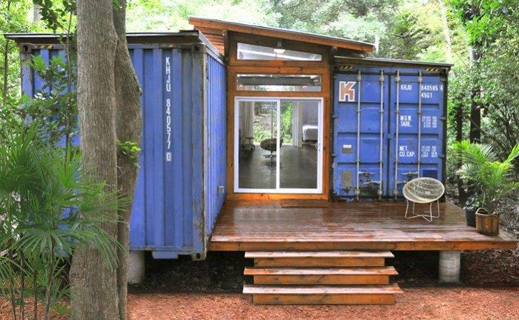 Shipping Container Homes Nifty Homestead