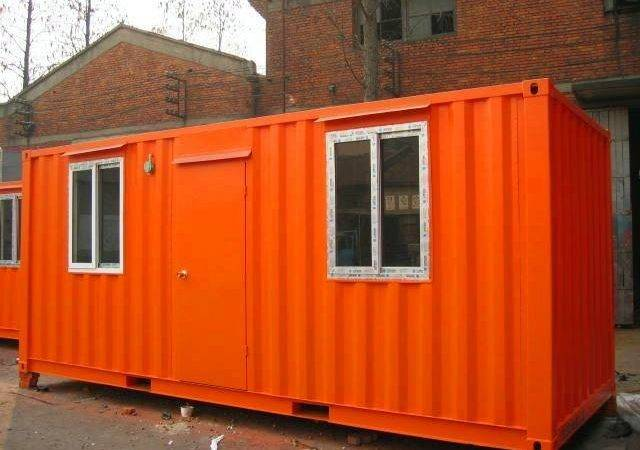 Shipping Container Homes Sale Lingshan Steel Structure Ltd