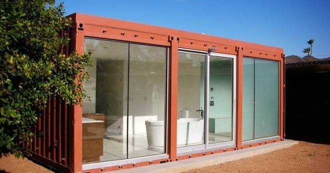 Shipping Container Homes Upcycle Living Arizona Phoenix Addition