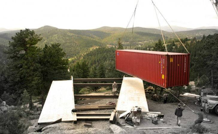 Shipping Container House Challenges Space Requirements Colorado