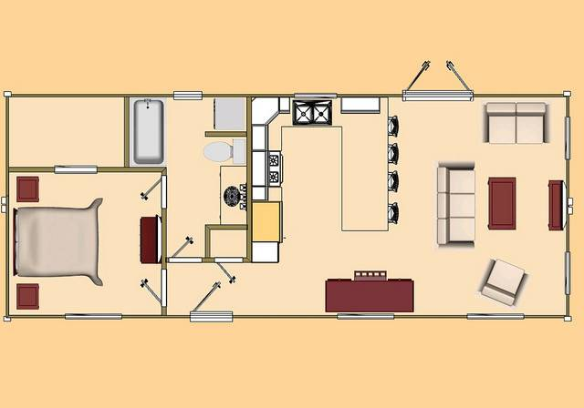 Shipping Container House Plans Cost Modern Modular Home