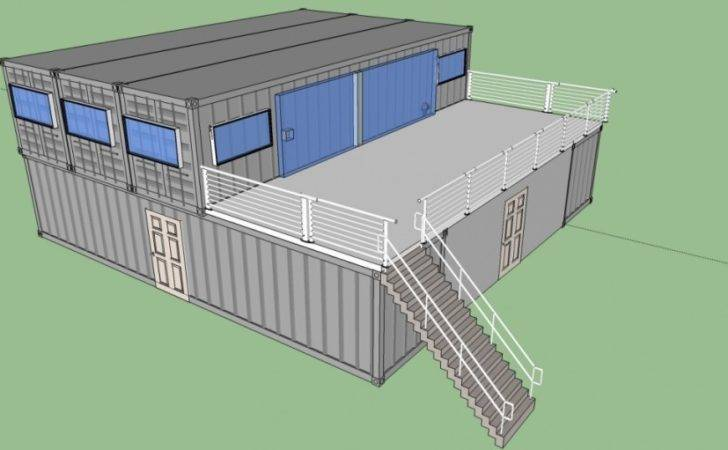 Shipping Container House Plans Home