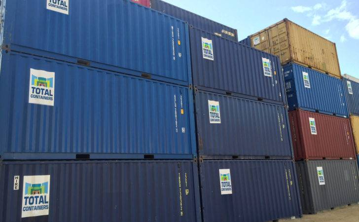 Shipping Container Sales Melbourne Total Containers