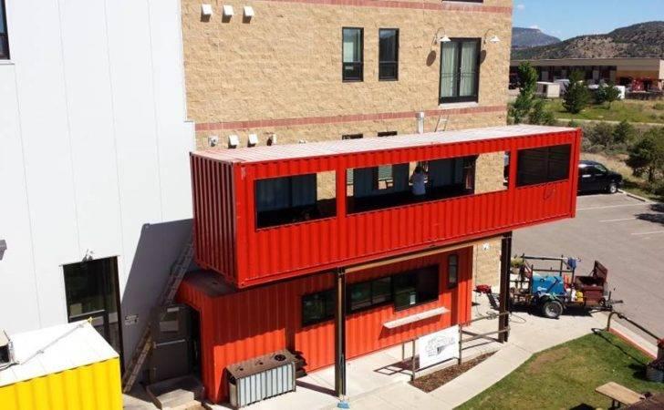 Shipping Containers Container Restaurant Durango Colorado