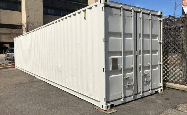 Shipping Containers Railbox Consulting