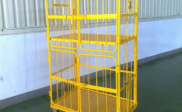 Shipping Containers Tool Cage Wheels Buy