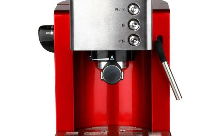 Shipping Italian Semi Automatic Coffee Machine Home Electronic