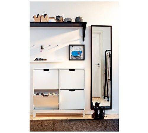 Shoe Cabinet Compartments Ikea Helps Organize Your Shoes