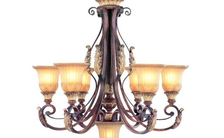 Shop Livex Lighting Villa Verona Light Bronze