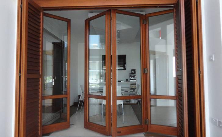 Showcase Balcony Doors Folding Sliding