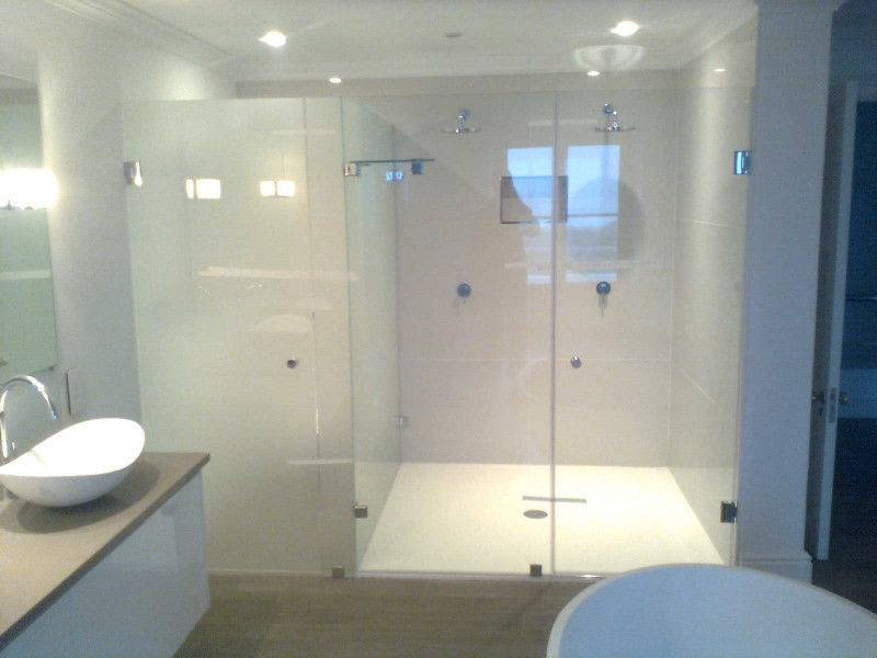 Shower Doors Aesthetic Technical Development Frameless Designs