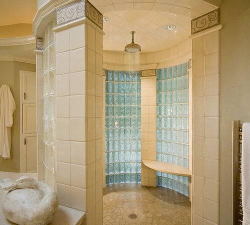 Shower Luxury Case Design Remodeling Nova