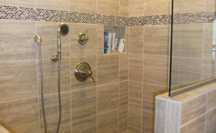 Shower More Bathroom Design Head Walk