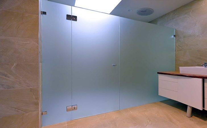 Shower Screens Geelong Frameless Semi Glass