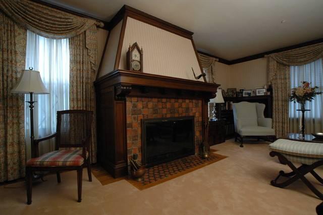 Signature Interiors Traditional Living Room