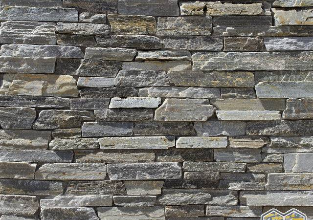 Silver Heritage Ledge Stone Stacked Veneer Modern Other