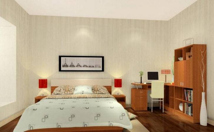 Simple Bedroom Setting Kerala Style Home Combo