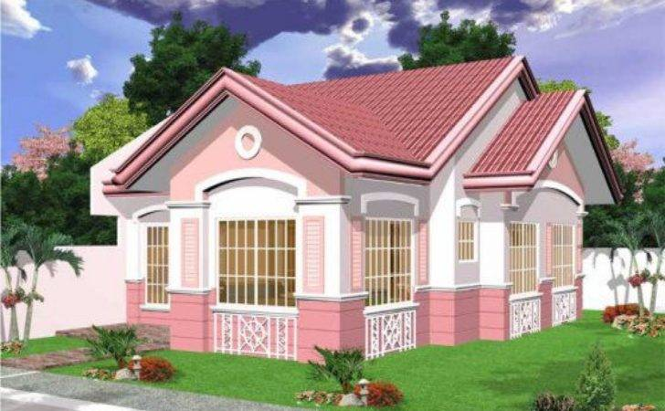 Simple Bungalow House Design Philippines