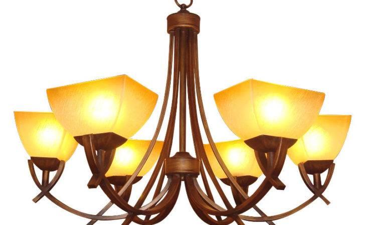 Simple Chandelier Light