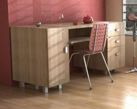Simple Design Study Table Gharexpert
