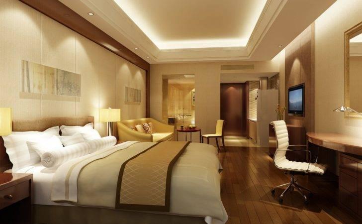Simple Hotel Room Design Interior