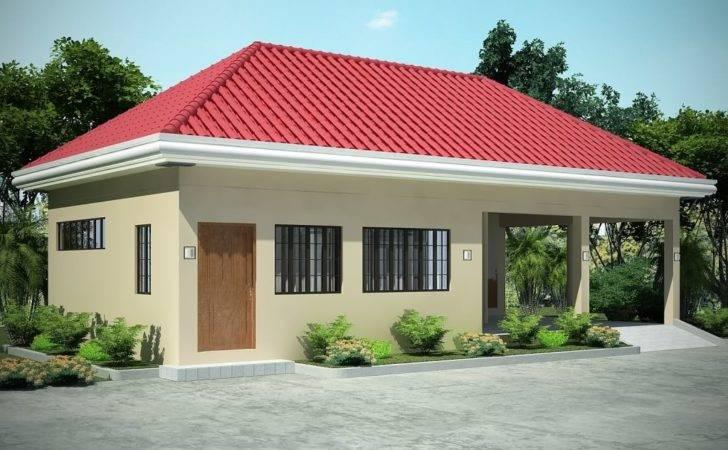 Simple House Bungalow Design Philippines
