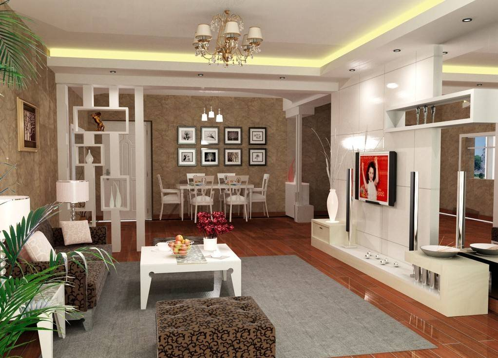 Simple Interior Design Living Room India