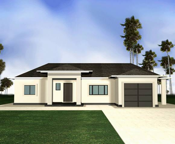 Simple Modern Homes Home Designs