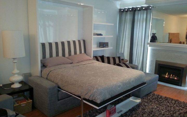 Simple Murphy Bed Couch Ideas Suited Small Interior