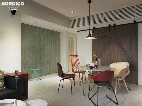 Simple Nordic Interior Design