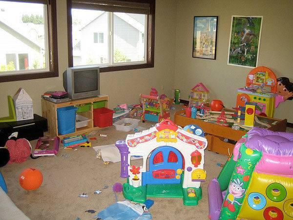 Simple Playroom Ideas Kids