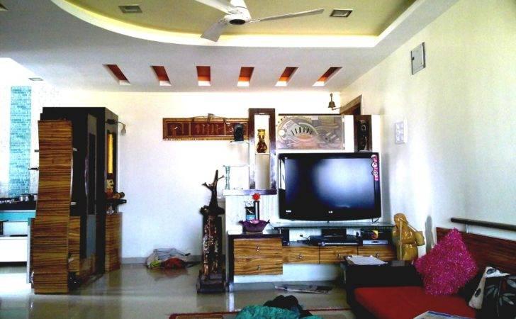 Simple Pop False Ceiling Designs Living Room Taraba