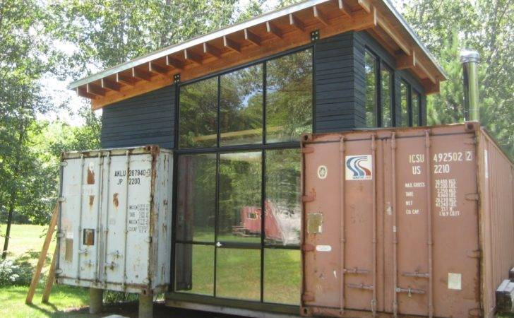 Simple Shipping Container Homes Architecture