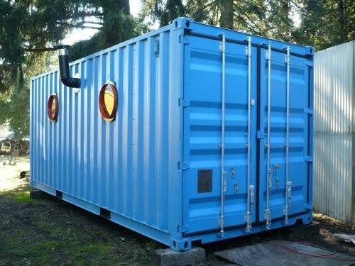 Simple Shipping Container Homes Quotes