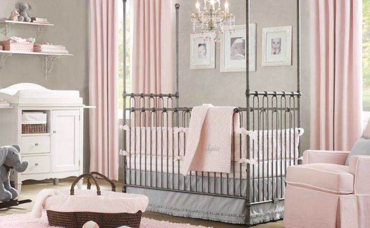 Simply Adore Nursery Again Gray Brings Out Accent