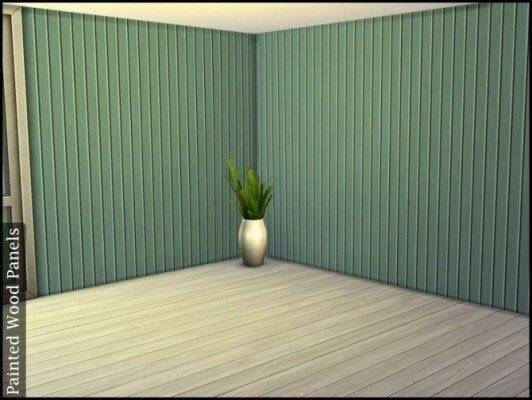 Sims Custom Wood Wall