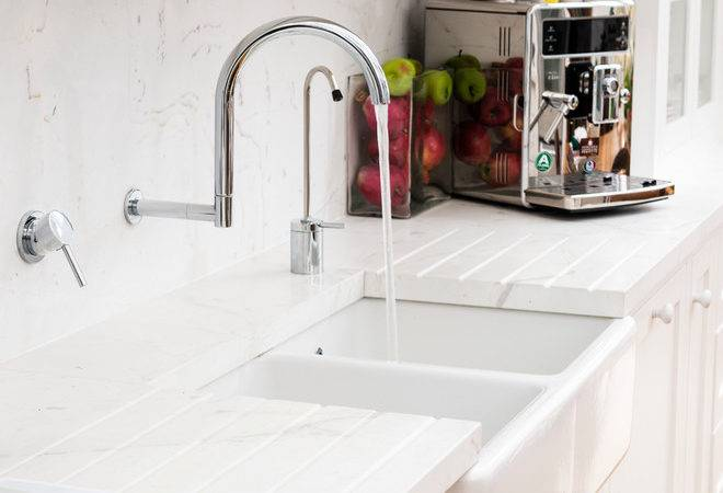 Sink Without Window Next Farmhouse Kitchen Alongside