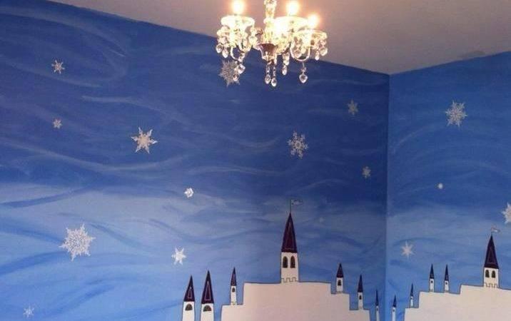 Sister Disney Frozen Inspired Bedroom Chandelier She