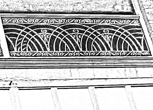 Sketches Balcony Railing Designs
