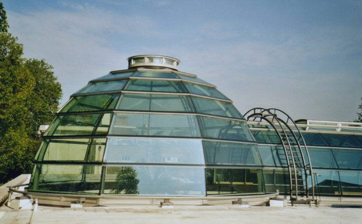 Skylights Steel Glass Structures
