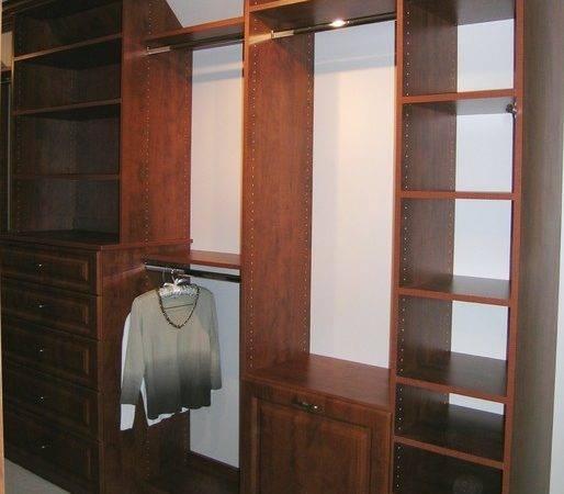 Slanted Ceiling Traditional Closet Chicago