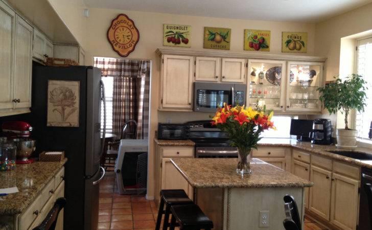Slate Appliances White Cabinets Galleryhip