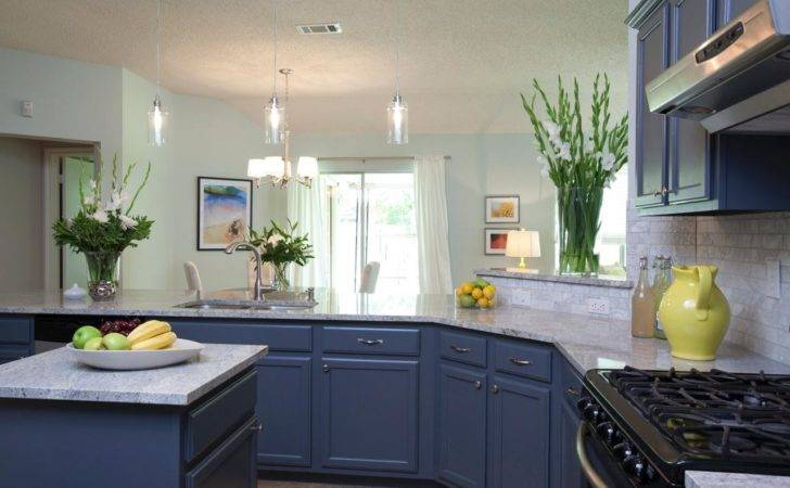 Slate Blue Kitchen Cabinets Kitchens Posts Related White