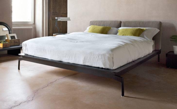 Sled Slim Bed Rodolfo Dordoni Cassina