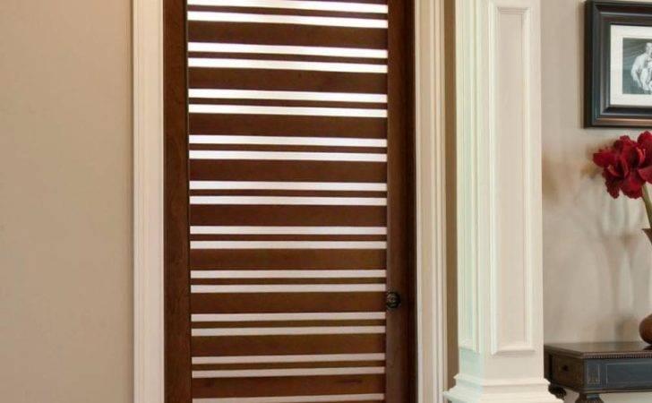 Sleek Laminate Flooring Innovative Door Design Fake Flower